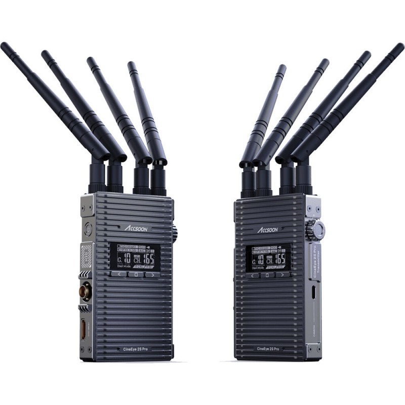 Wireless video systems
