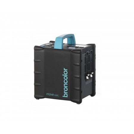 Broncolor Move 1200 L + 2nd free rechargeable battery