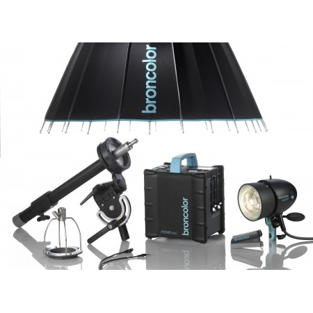 Broncolor Move Outdoor Para Kit + free battery + free MobiLED lamp + 10 % discount