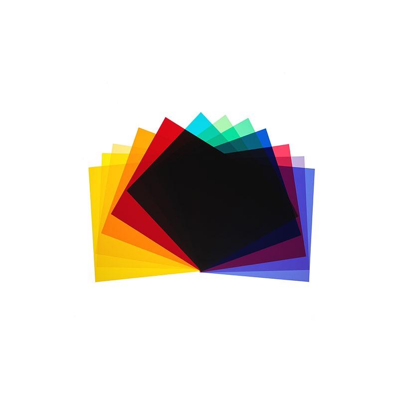 Broncolor Colour filters for P65, P45, PAR and background reflector