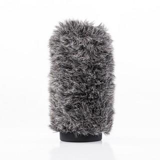 Ckmova FW-2 Shotgun Microphone Furry Windscreen for Outdoor Intereview