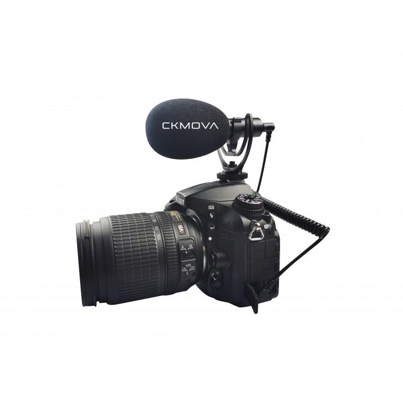 On-Camera Microphone