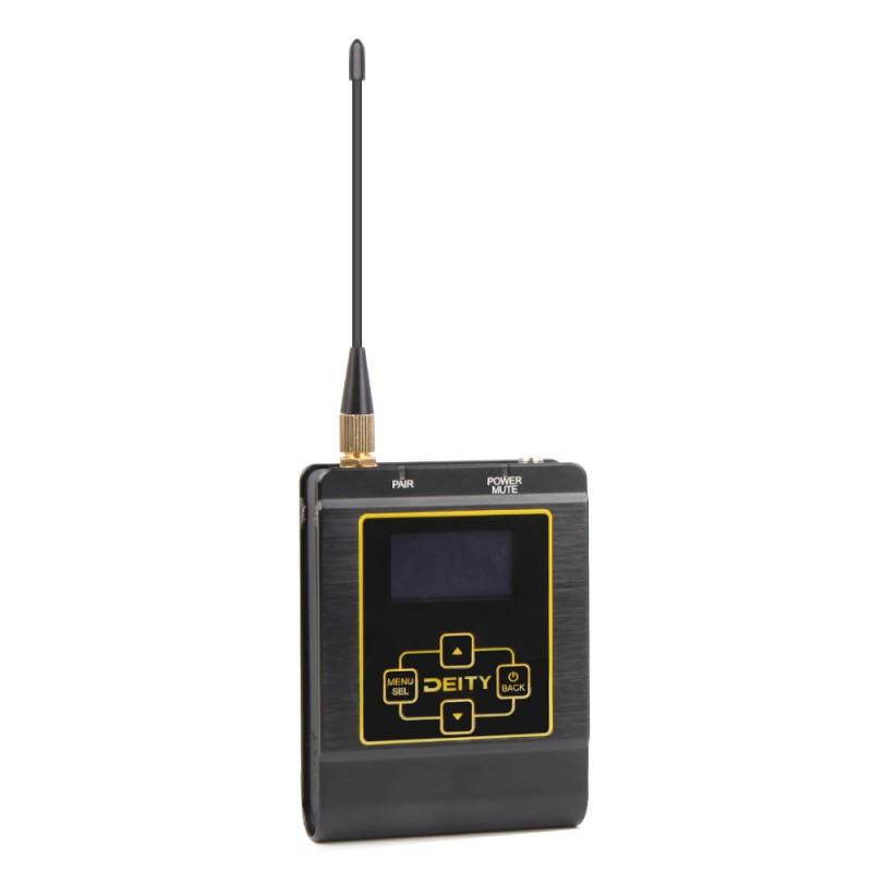 DA4 Deity W.Lav lavaliers Microphone Omni-Directional 83dB Microdot Wireless Lavalier Mic Kit