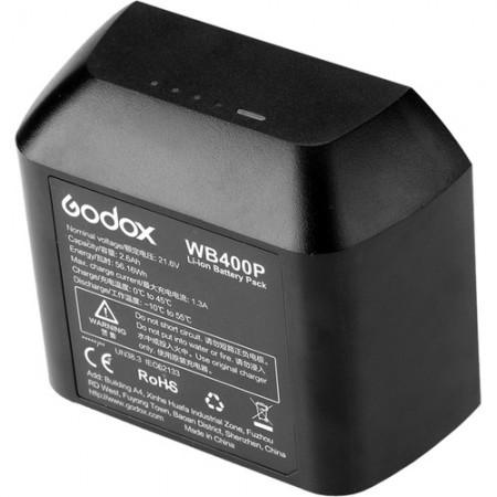 Godox WB400P Li-Ion Battery for AD400Pro Flash