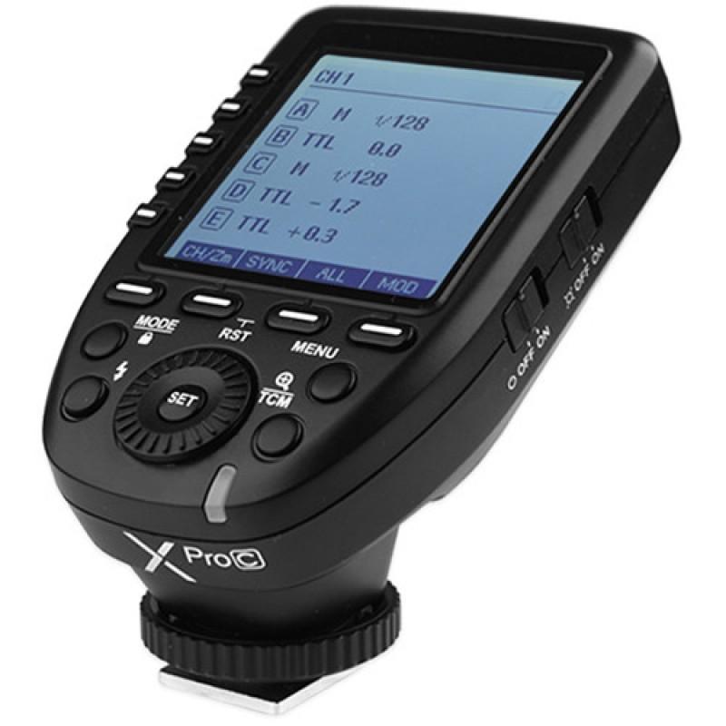 Godox Xpro-S TTL remote