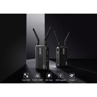 Hollyland MARS 300 dual HDMI wireless video transmission set