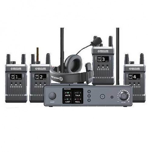 Wireless comunications systems