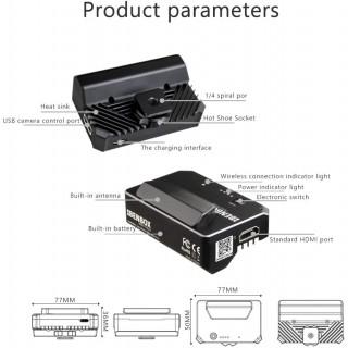 INKEE Benbox Dual-Band Wireless Video Transmitter