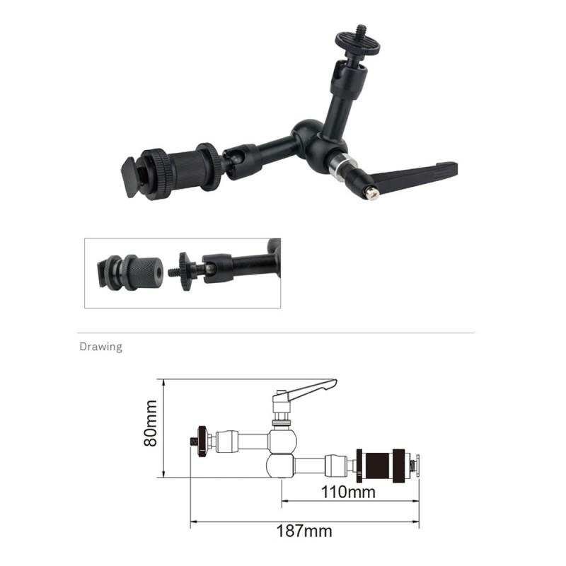 Kupo KCP-103 Mini vision arm