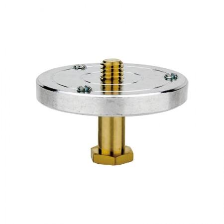Kupo 3/8'' Head mounting plate W/5/8'' Hex Stud