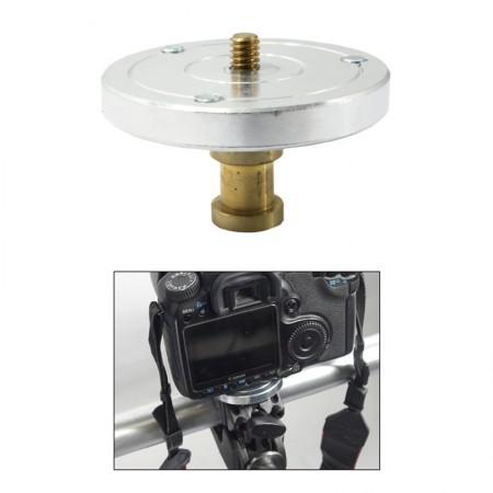 Kupo 1/4'' Head mounting plate W/5/8'' Stud