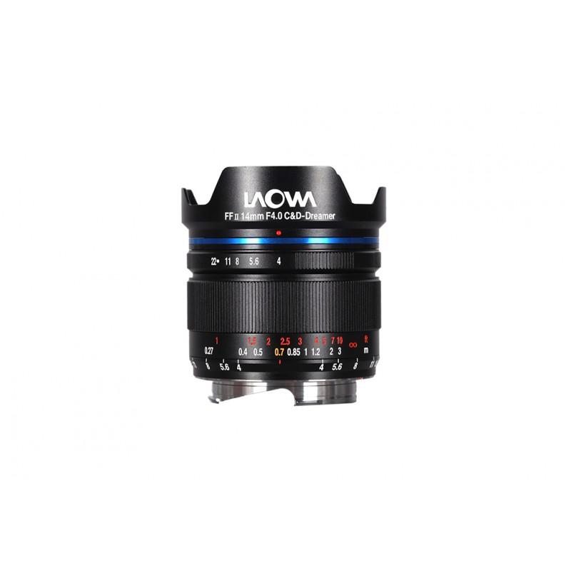 Laowa 14mm f/4 FF RL Zero-D Canon RF