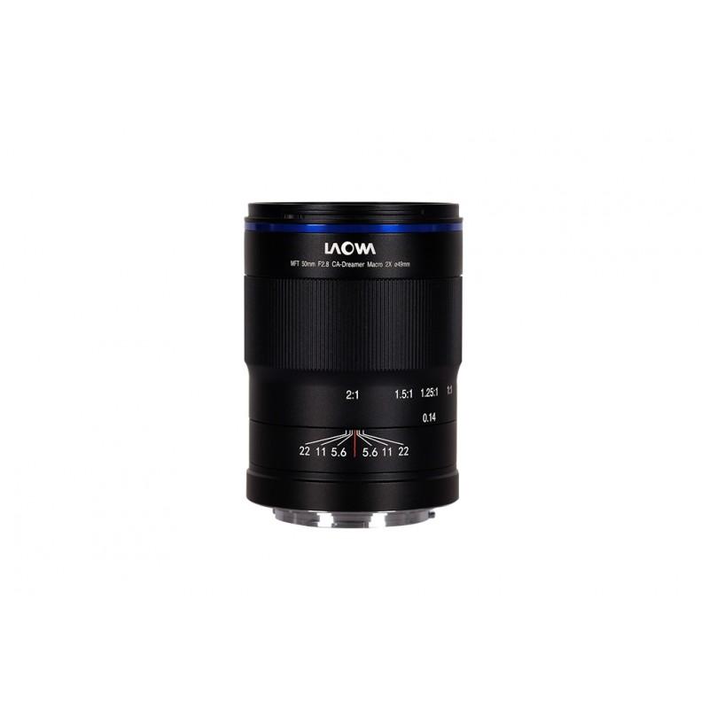 Laowa 50mm f/2.8 2X Ultra Macro MFT