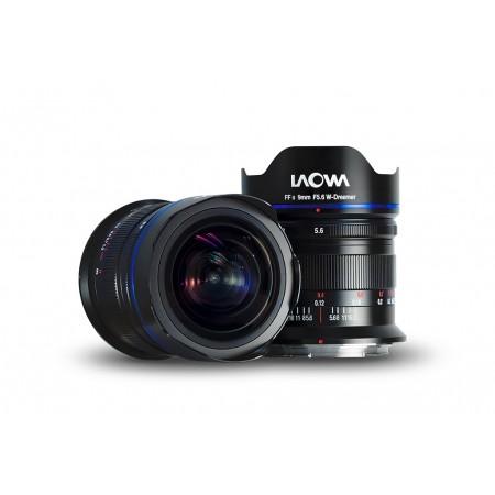 Laowa 9mm f/5.6 FF RL Sony FE