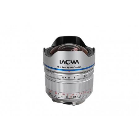 Laowa 9mm f/5.6 FF RL (Silver) Leica M