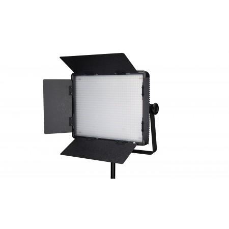 Nanlite 900CSA LED panel + Sofbox