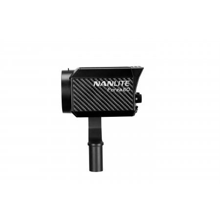 Nanlite Forza 60 + BH-FZ60 Battery holder + Nanlite Forza 60 Bowens adapter