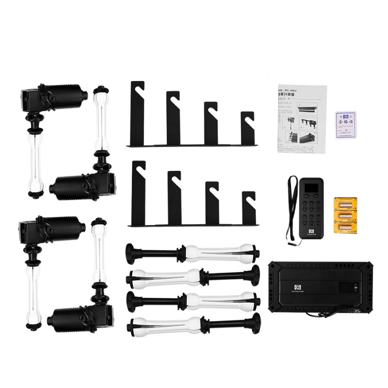 Nanlite Four-axle remote control electric  background support elevator kit BE-4R
