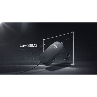Synco Lav-S6M2 Wired Lavalier Microphone