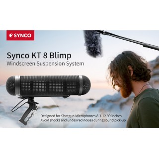Synco Wind-KT8 Windshield Kit