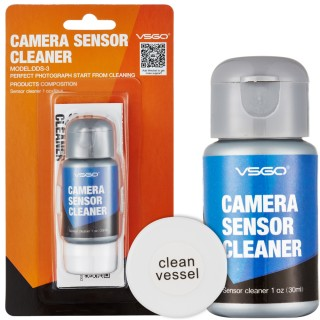 VSGO DDR-16 APS-C Frame Sensor Cleaning Rod Kit + VSGO DDS-3 Sensor cleaner